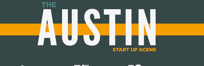 Austin Startup Scene Infographic